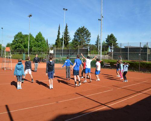 Jugend Tenniscamp 2
