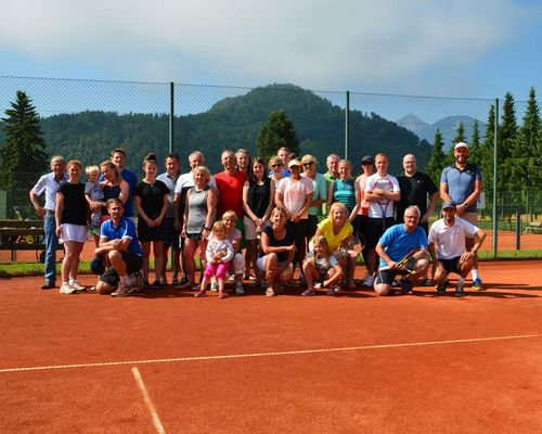 Tenniscamp-Sportreise PFINGSTEN 2020